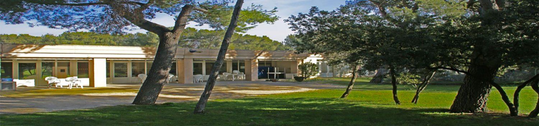Centre d'Hébergement et de Réinsertion Sociale  «L'Ancre» (CHRS) – La Colline – CH Montfavet