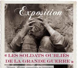 Exposition «Les soldats oubliés de la Grande Guerre» au centre hospitalier de Montfavet jusqu'au 11 janvier