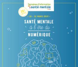 Semaine d'information en santé mentale : La santé mentale à l'ère du numérique