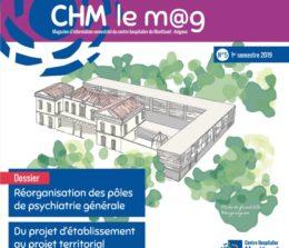 CHM le M@g n°5 magazine d'établissement