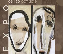 Exposition à l'Espace José Maria SANCHIS du C.H. Montfavet, du 5 au 20/10/ 2019