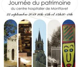 Journée du Patrimoine – 22 septembre