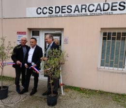 Inauguration du centre de consultations spécialisées