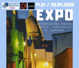 Exposition GIPES – Ateliers Marie Laurencin et Lumière