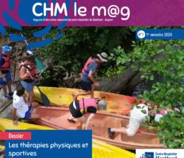 CHM le m@g n°7 – Magazine d'établissement