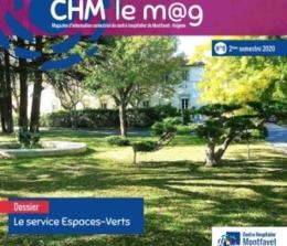 CHM le m@g n°8 – Magazine d'établissement